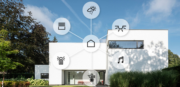 JUNG Smart Home Systeme bei Delling Elektroinstallation in Rabenau